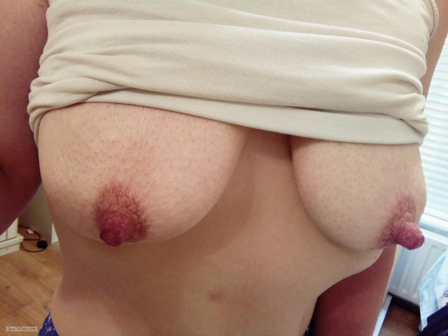 My Medium Tits Topless Katy