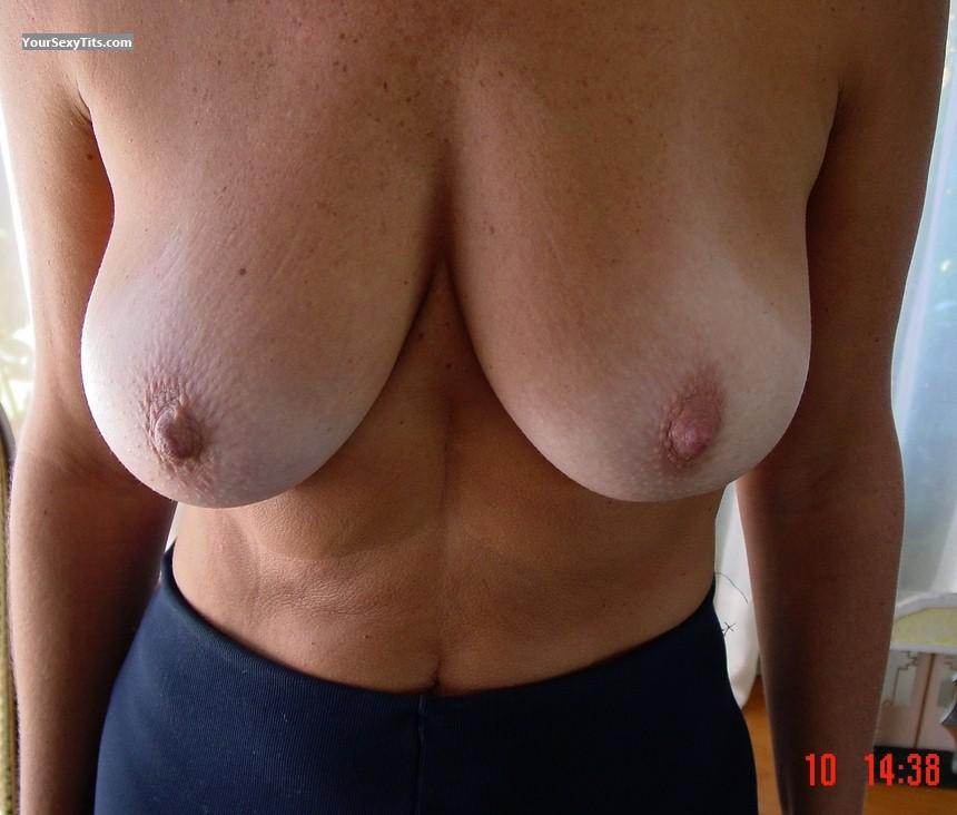 Tit Flash: Medium Tits - Argentina49 from Argentina