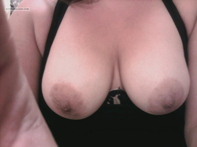 Tit Flash: My Medium Tits (Selfie) - Preschool Teacher from United States