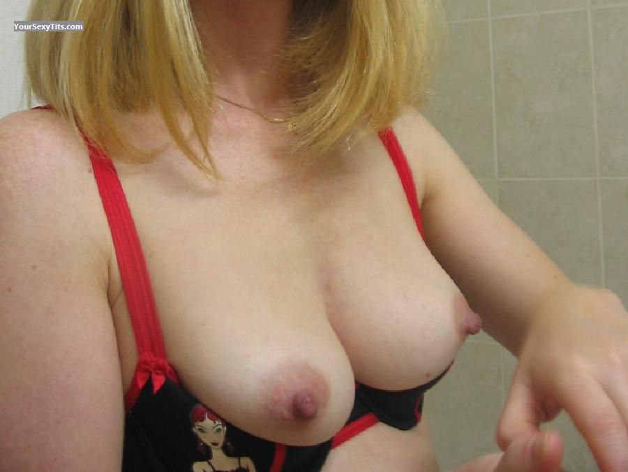 Medium Tits Of My Wife Cathy