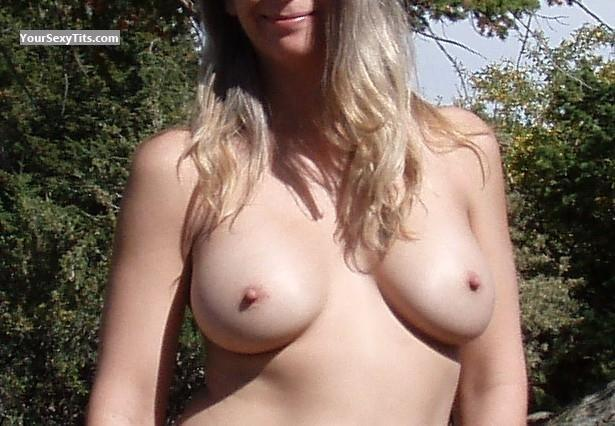 Tit Flash: Small Tits - LL from United States