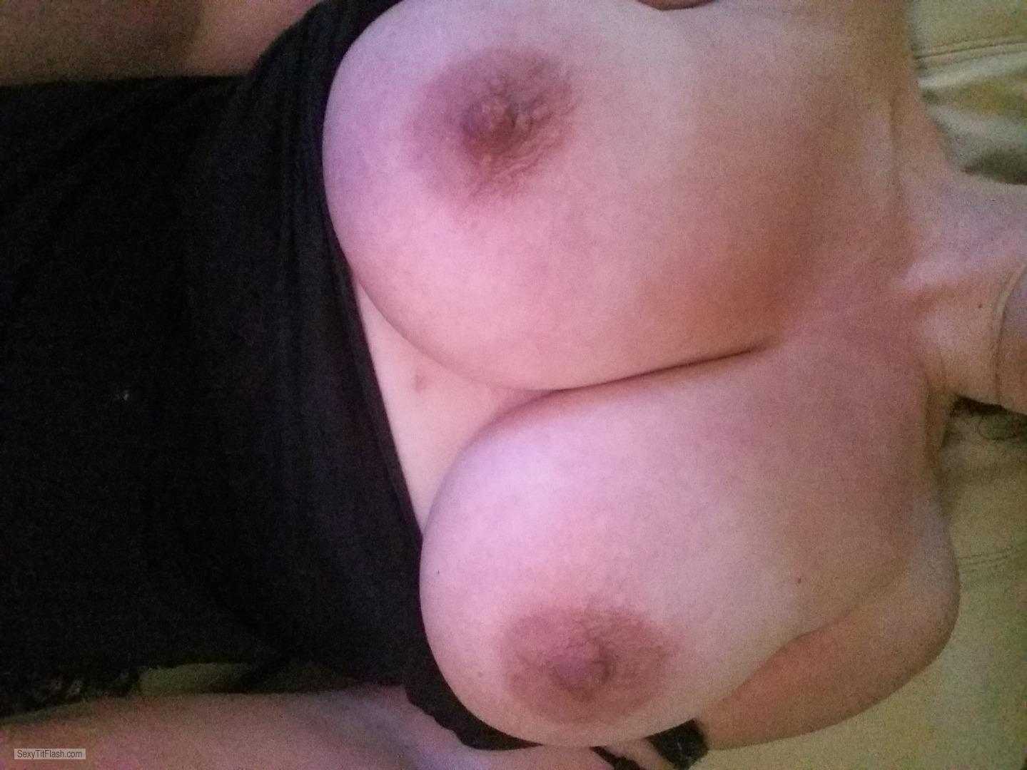 My Medium Tits Selfie by 121laura