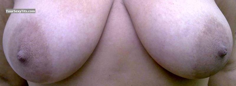 Tit Flash: Medium Tits - Mymm from Mexico