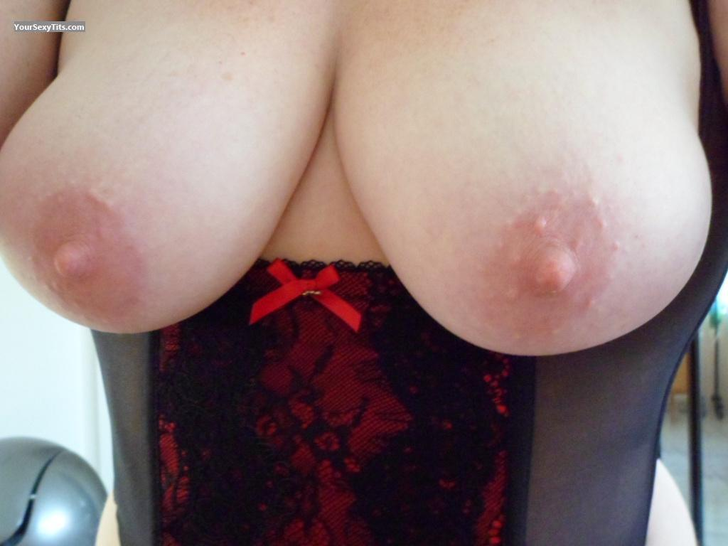 My Big Tits Selfie by Naughty Wife