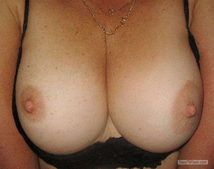 Medium Tits Of My Wife Cow