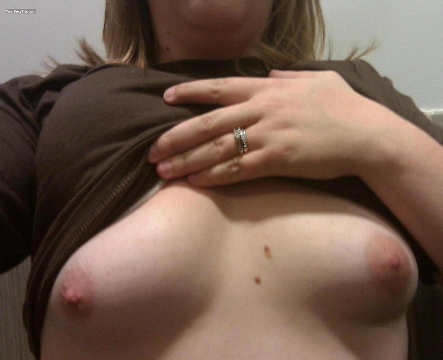 My Medium Tits Selfie by Sexy Jane