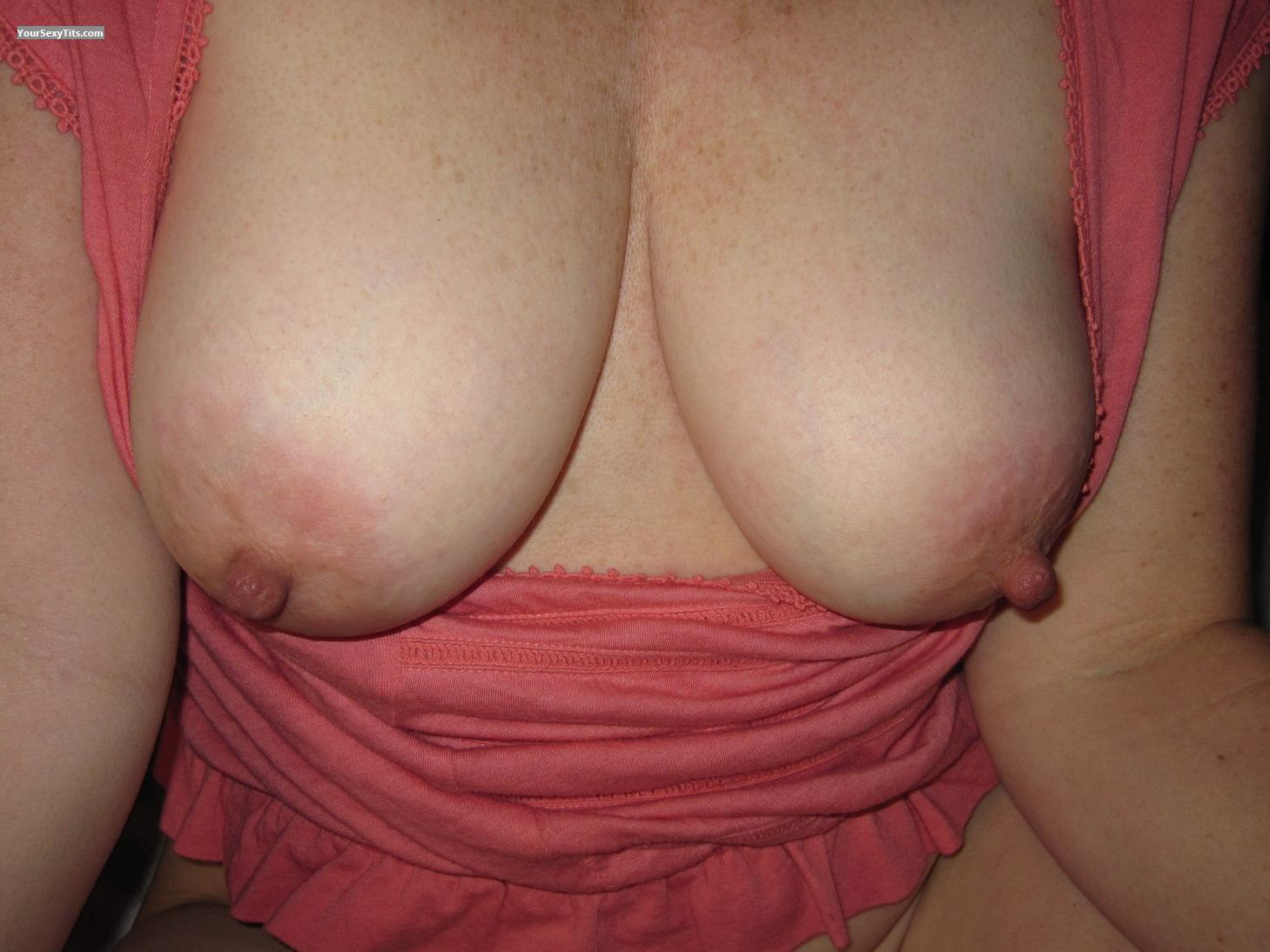 My Medium Tits Selfie by Tess