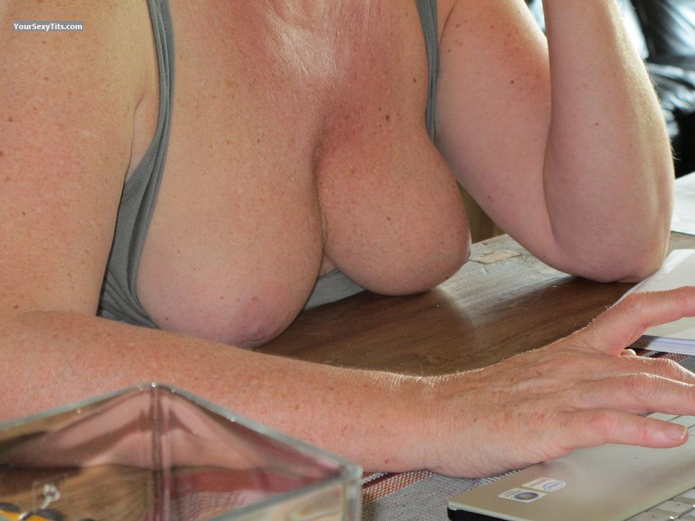 My Medium Tits Selfie by Rosemarie