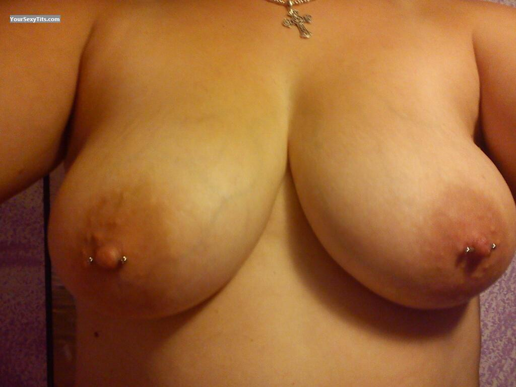 Medium Tits Of My Wife Selfie by Germany Girl
