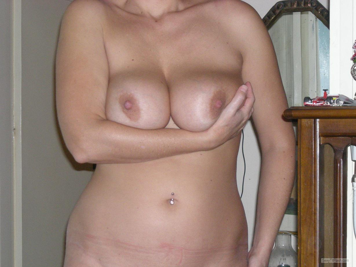 Medium Tits Of My Girlfriend M
