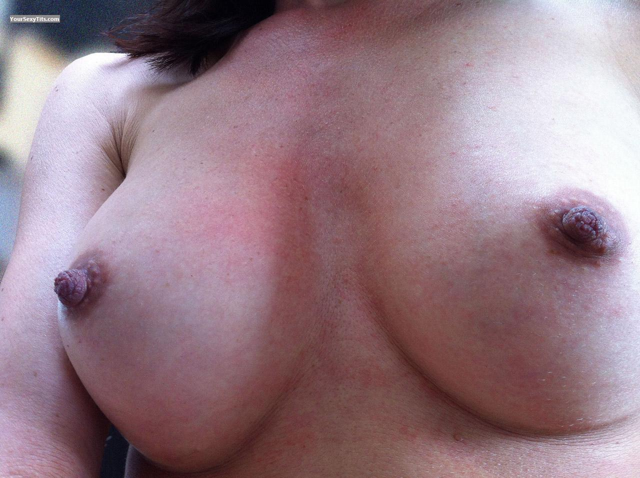 My Medium Tits Selfie by Cecilia