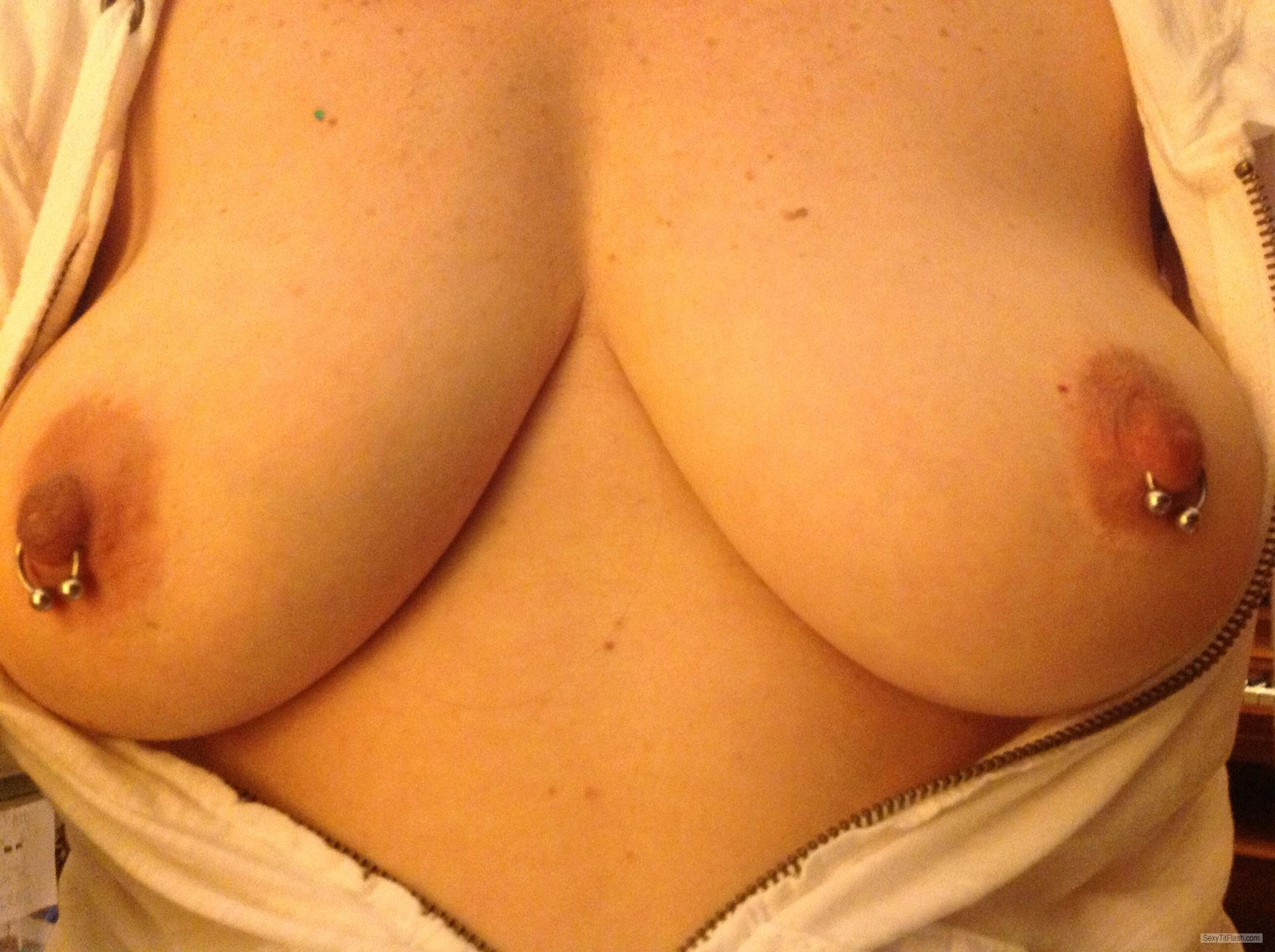My Medium Tits Selfie by Bubbles