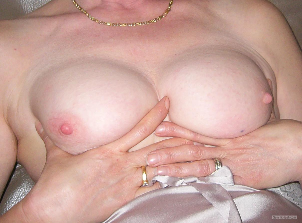 Medium Tits Of My Wife Lydia