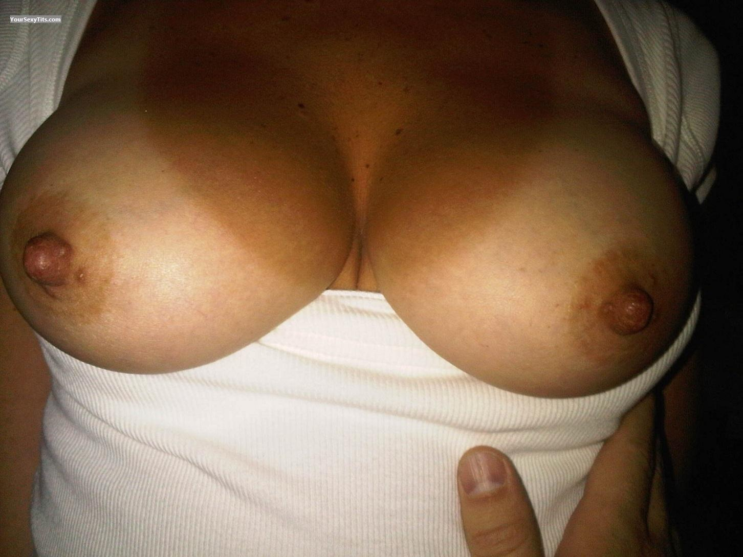 Medium Tits Hokie