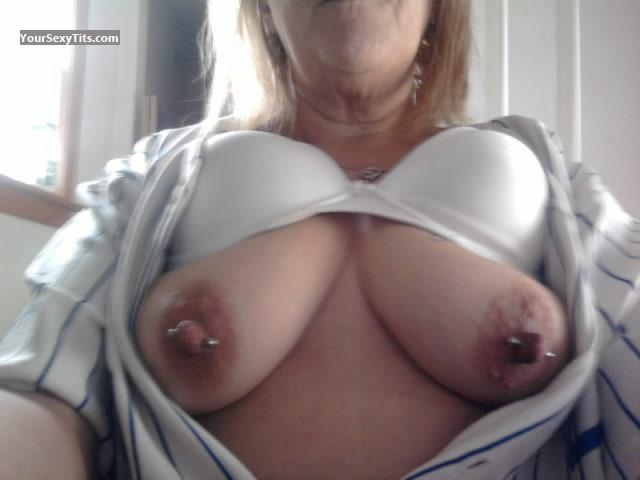My Medium Tits Selfie by Honey