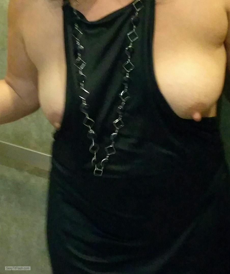 My Medium Tits Topless Julie