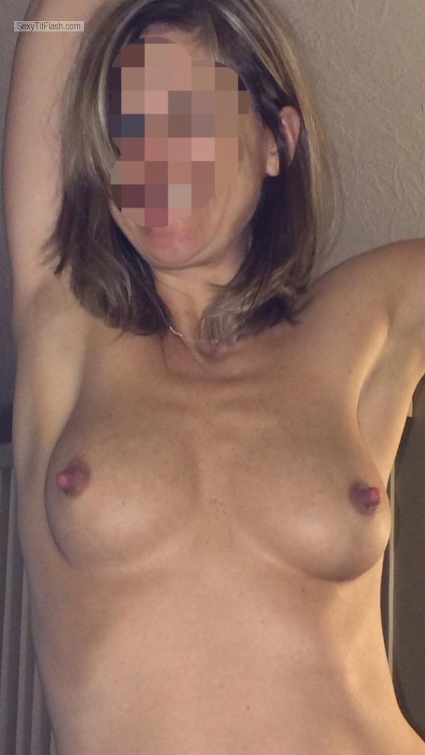 My Small Tits LoveToSuck