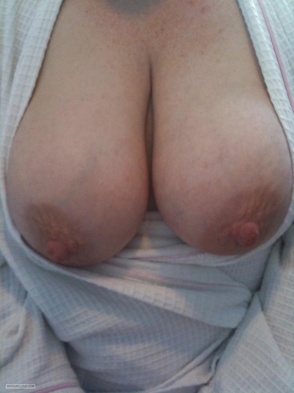 Big Tits Of My Wife Karen