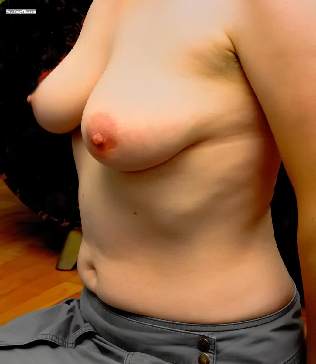 My Medium Tits Selfie by Edy