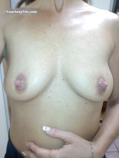Medium Tits Of My Wife Milf46