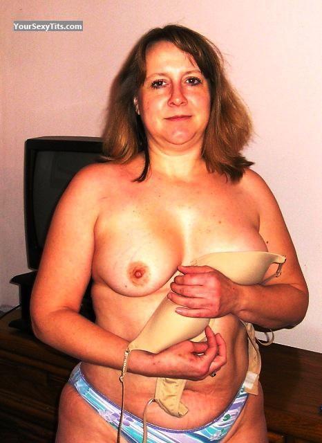 Medium Tits Topless Debbie