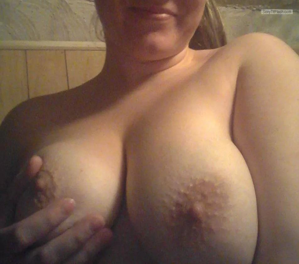 My Medium Tits Topless Selfie by Peenylane
