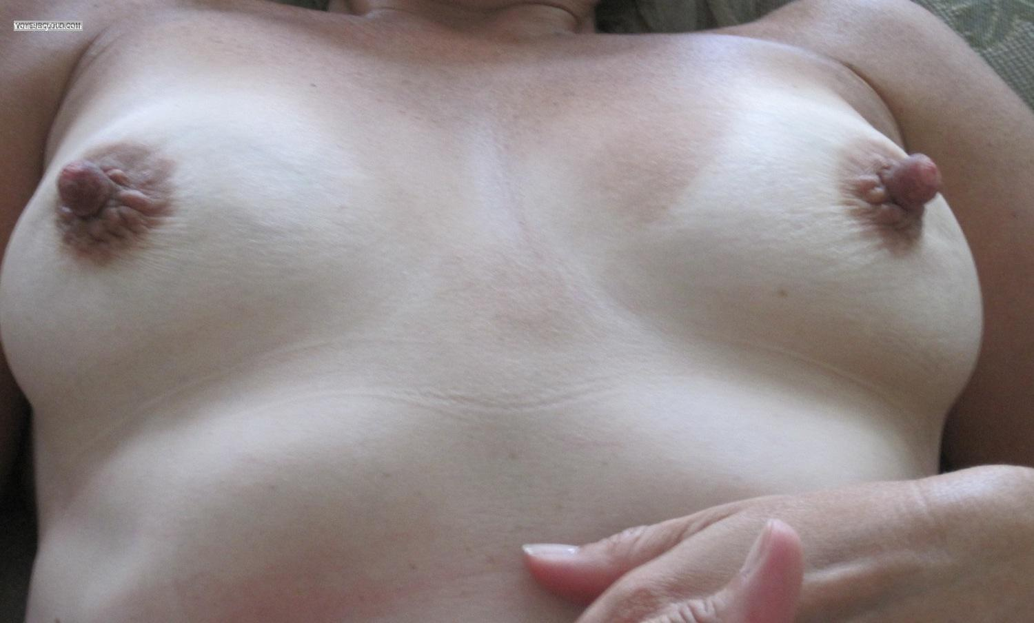 Small Tits Of My Wife GreatNips69