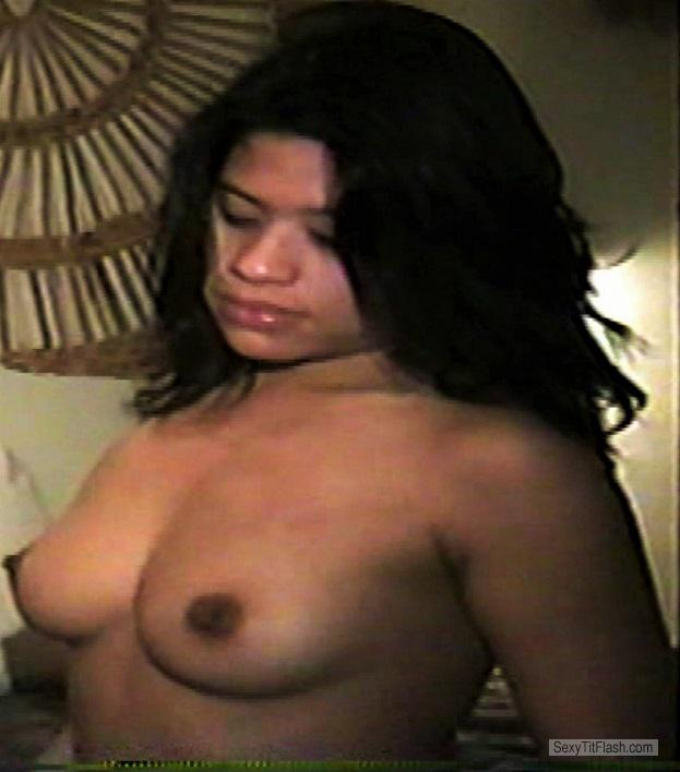 My Medium Tits Topless Foxy Filipina