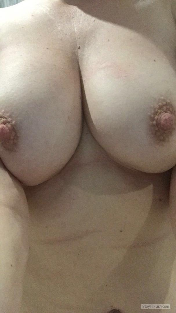Medium Tits Of My Wife Sparky
