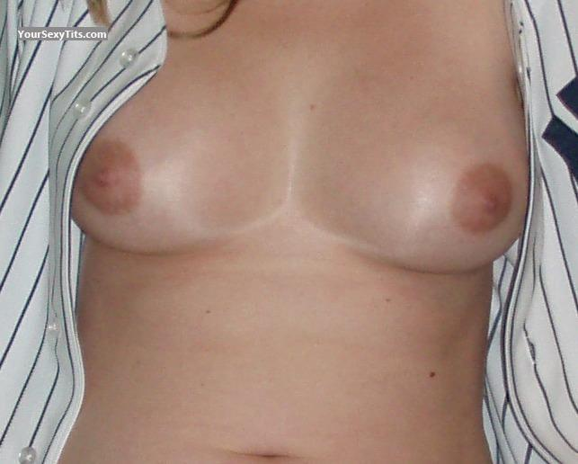 Tit Flash: Medium Tits - Cg317 from United States