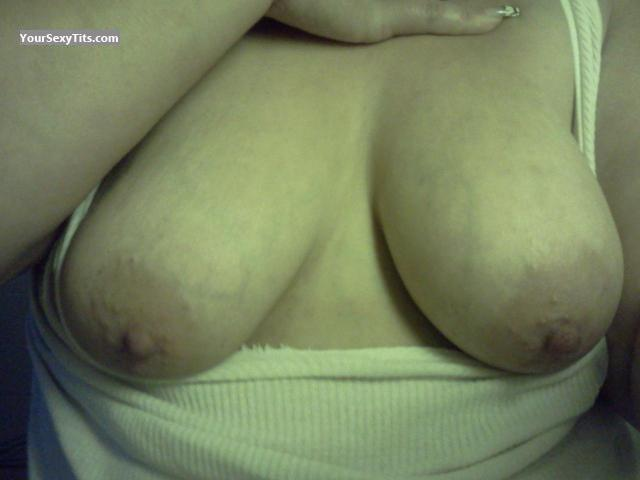Medium Tits Of A Friend Selfie by Tasteymomma