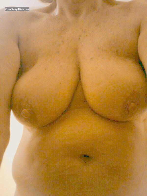 Medium Tits Of A Friend Selfie by Christa