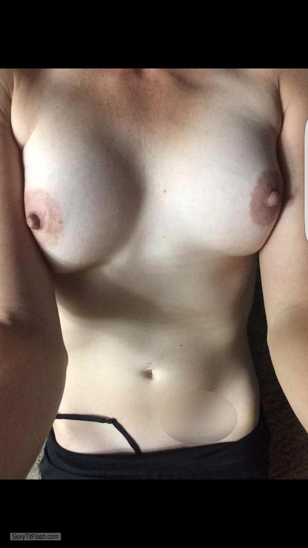 My Medium Tits Selfie by HandyMandy