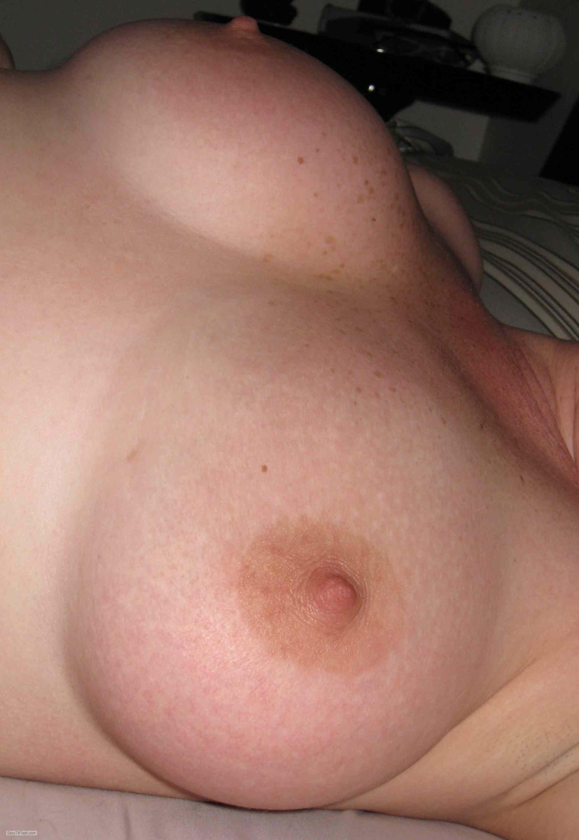 Medium Tits Of My Girlfriend Sara