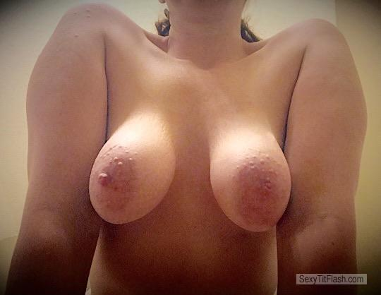 My Medium Tits Topless Squeaky
