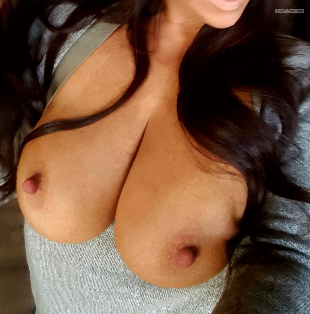 My Medium Tits Selfie by Kayla