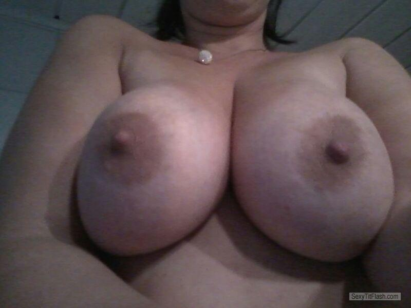 Medium Tits Of My Wife Selfie by Yvonnne