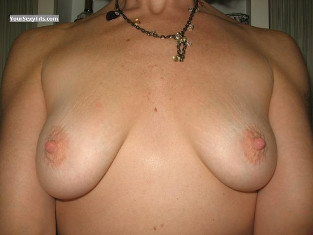 My Medium Tits Selfie by Stacey