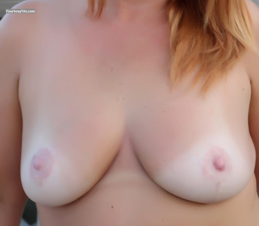 Medium Tits MY Wife