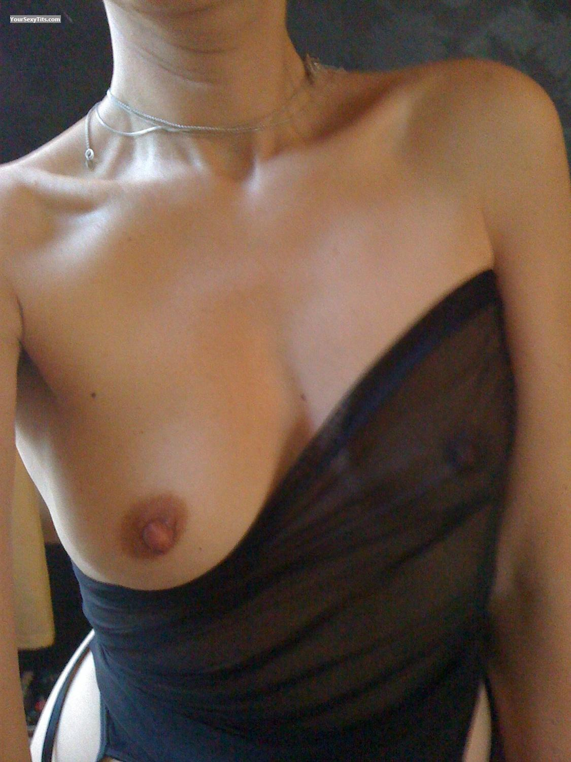 My Small Tits Selfie by Jazzman