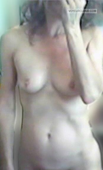 Small Tits Of My Wife Sara