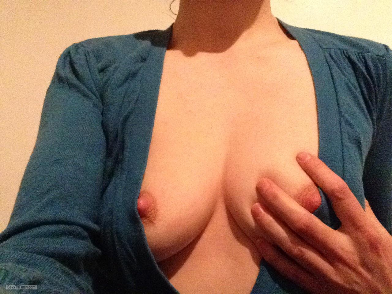 My Small Tits Selfie by Sophie