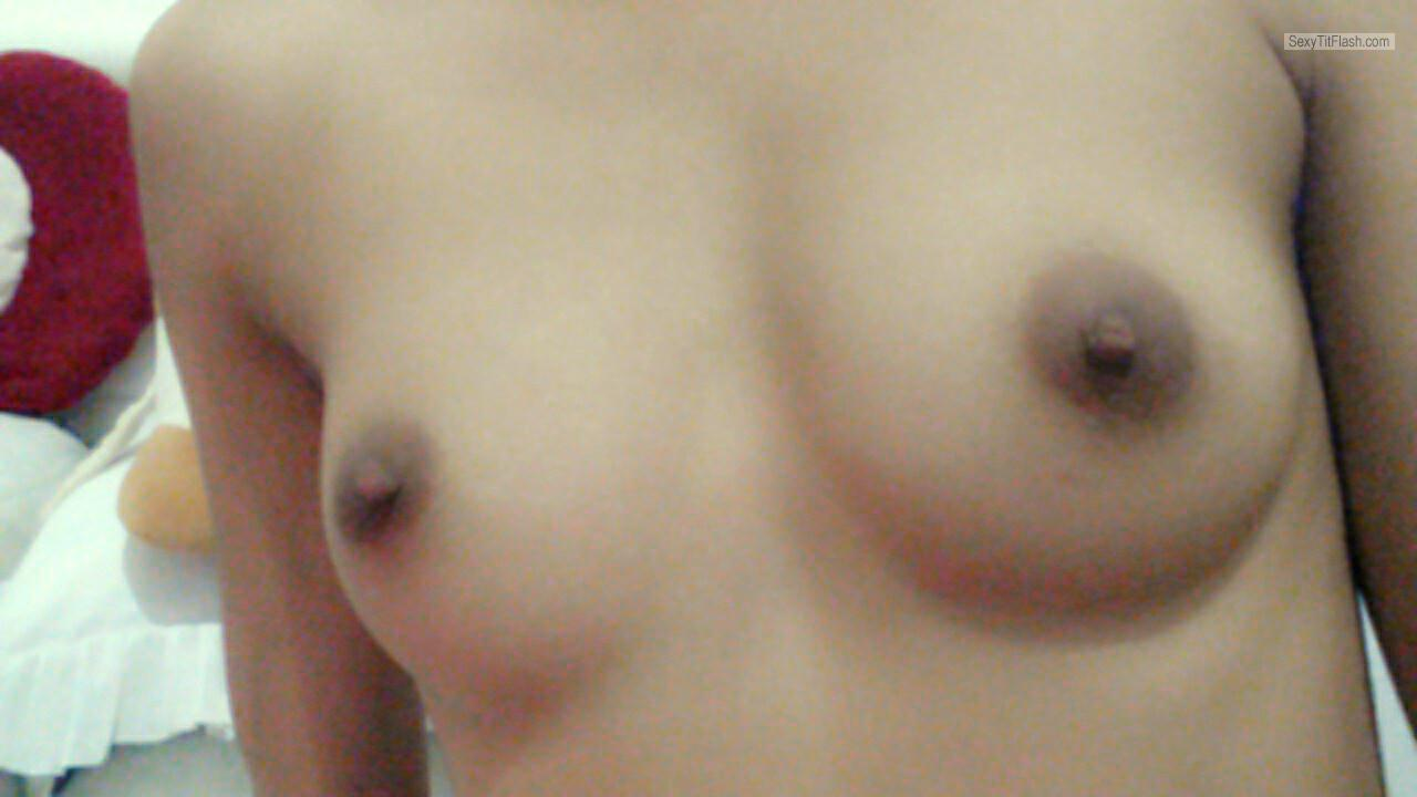 My Small Tits Selfie by Naomi