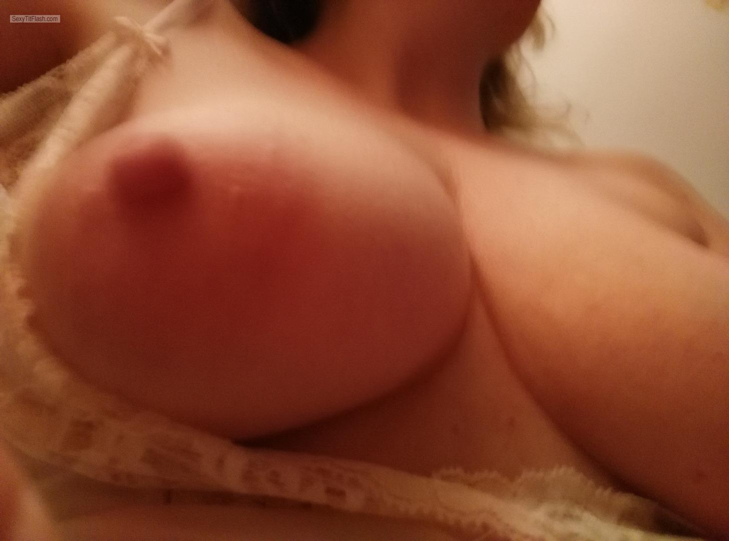 My Small Tits Topless Elisa