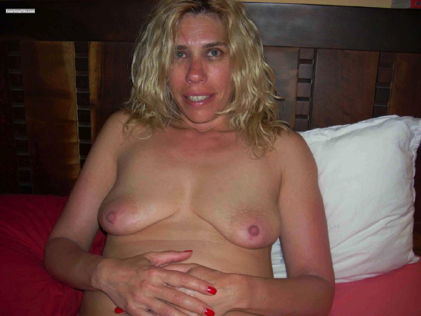 Small Tits Of My Wife Topless Sweet Wife