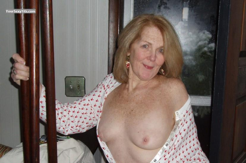 Small Tits Topless Stacy