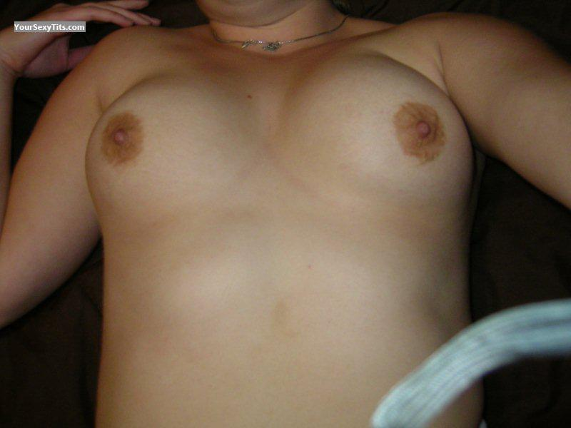 Small Tits Of My Girlfriend Selfie by Surftoes