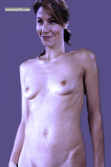 Tit Flash: My Small Tits (Selfie) - Topless Jerry from Ireland
