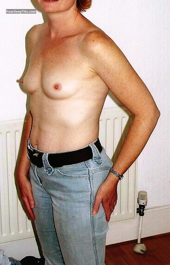 Tit Flash: My Small Tits - J from United Kingdom
