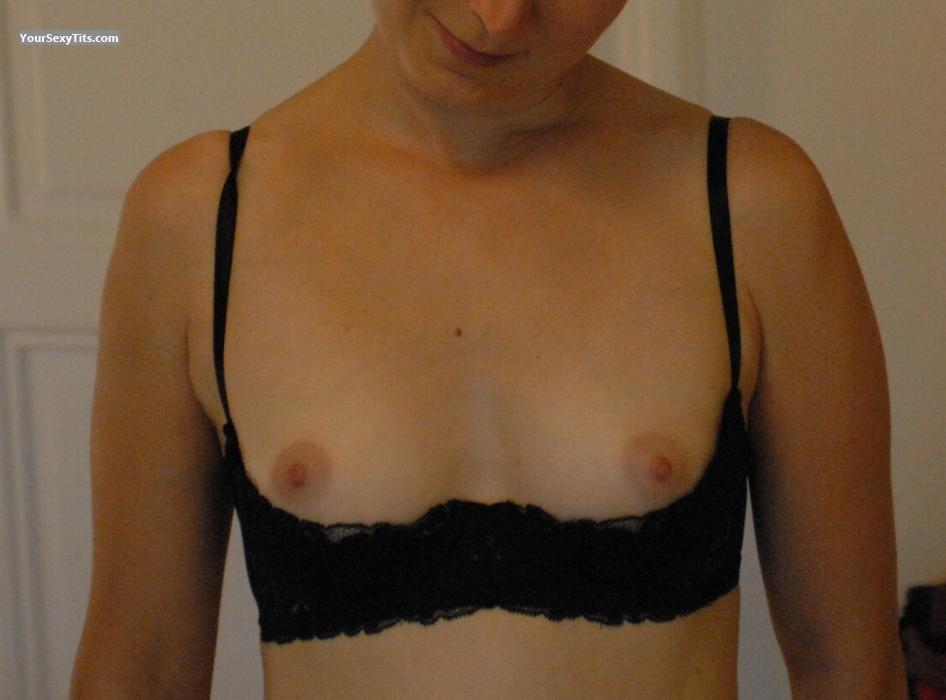 Small Tits Of My Wife Danielle